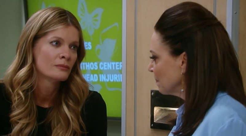 General Hospital Spoilers: Nina Reeves (Michelle Stafford) - Liesl Obrecht (Kathleen Gati)