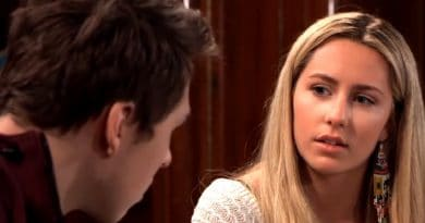 General Hospital Spoilers: Oscar Nero (Garren Stitt) Josslyn Jacks (Eden McCoy)