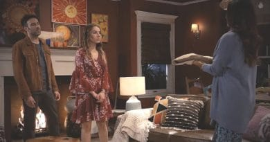 General Hospital Spoilers: Shiloh Archer (Coby Ryan McLaughlin) Kristina Corinthos (Lexi Ainsworth) - Harmony (Inga Cadranel)