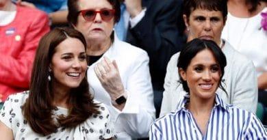 Kate Middleton - Meghan Markle
