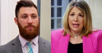 Married at First Sight: Dr Pepper Schwartz - Luke Cuccurullo