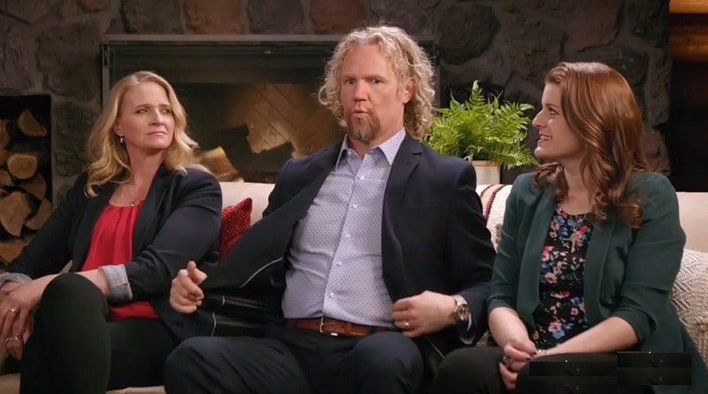 Sister Wives: Christine Brown - Kody Brown - Robyn Brown