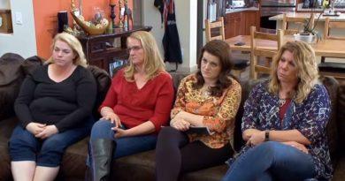 Sister Wives: Janelle Brown - Christine Brown - Robyn Brown - Meri Brown