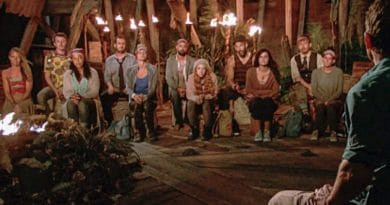 Survivor Spoilers: Aurora McCreary - Gavin Whitson - Julia Carter - Rick Devens - Kelley Wentworth - David Wright - Victoria Baamonde - Dan Dasilva - Lauren O'Connell - Ron Clark - Julie Rosenberg