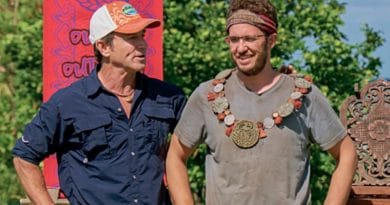 Survivor Spoilers: Jeff Probst - Rick Devens