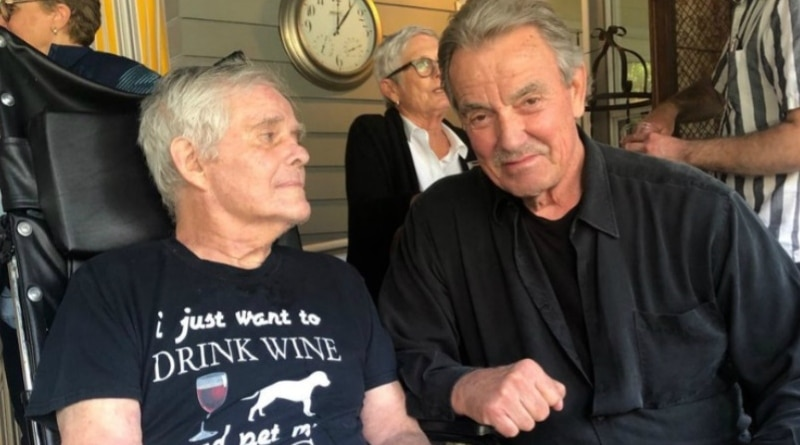 Young and the Restless: Eric-Braeden (Victor Newman)