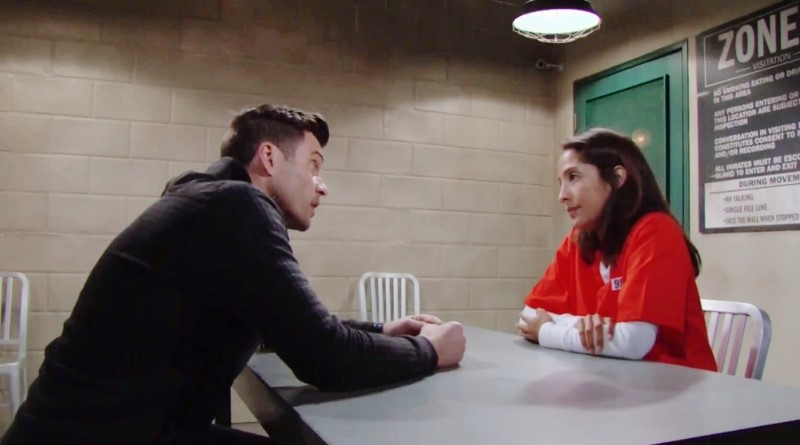 Young and the Restless Spoilers: Cane Ashby (Daniel Goddard) - Lily Winters (Christel Khalil)