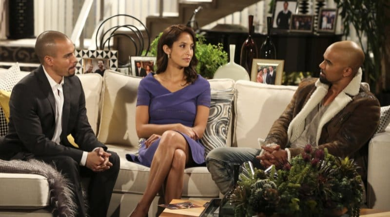Young and the Restless Spoilers: Devon Hamilton (Bryton James) - Lily Ashby (Christel Khalil) - Malcolm Winters (Shemar Moore) - Kristoff St John remembered