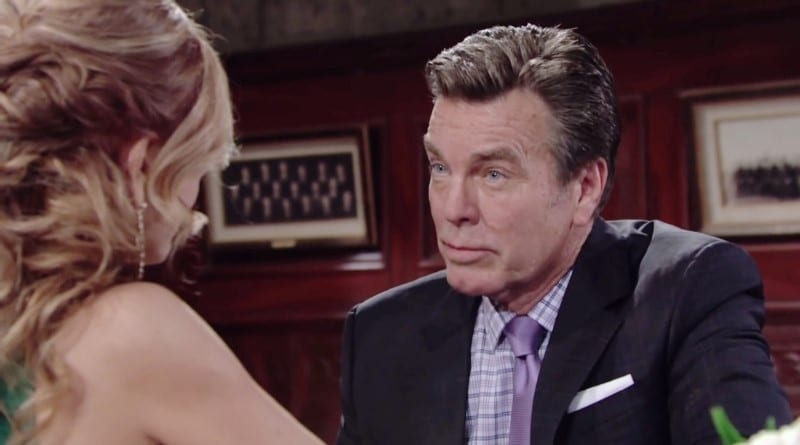 Young and the Restless Spoilers: Lauren Fenmore (Tracey E Bregman) - Jack Abbott (Peter Bergman)
