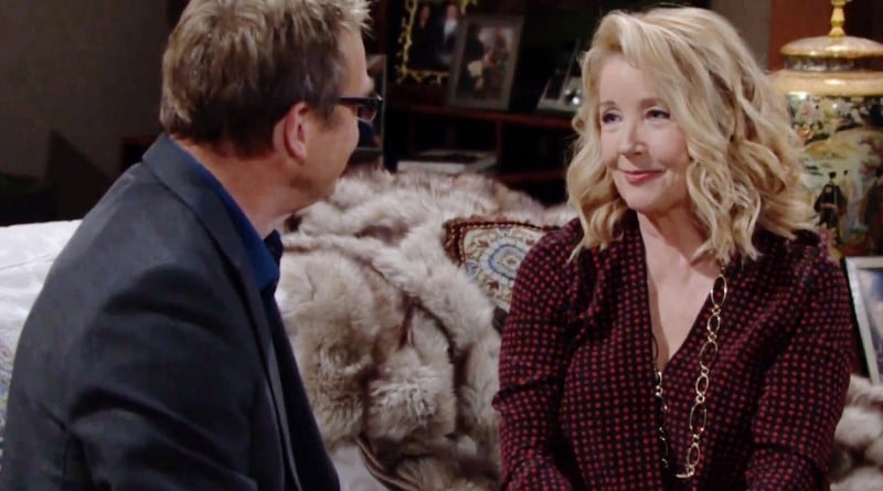 Young and the Restless Spoilers: Paul Williams (Doug Davidson) - Nikki Newman (Melody Thomas Scott)