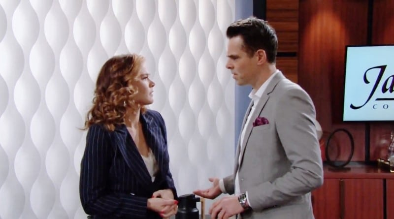 Young and the Restless Spoilers: Phyllis Abbott (Gina Tognoni) - Billy Abbott (Jason Thompson)