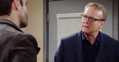 Young and the Restless Spoilers: Rey Rosales (Jordi Vilasuso) - Paul Williams (Doug Davidson)
