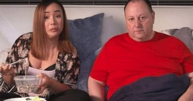 90 Day Fiance: Pillow Talk: Annie Suwan - David Toborowsky