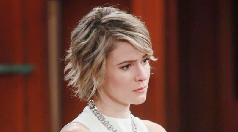 Bold and the Beautiful: Caroline Spencer (Linsey Godfrey)
