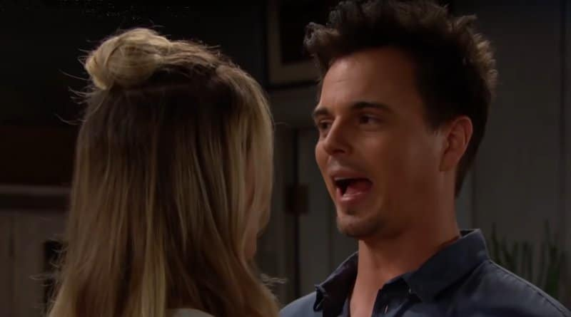 Bold and the Beautiful: Flo Fulton (Katrina Bowden) - Wyatt Spencer (Darin Brooks)