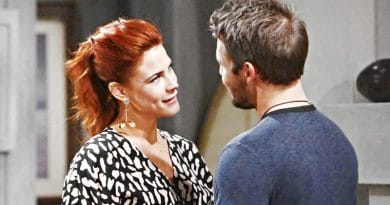 Bold and the Beautiful: Sally Spectra (Courtney Hope) - Liam Spencer (Scott Clifton)
