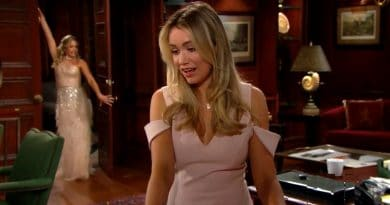 Bold and the Beautiful Spoilers - Flo Fulton (Katrina Bowden) - Shauna Fulton (Denise Richards)