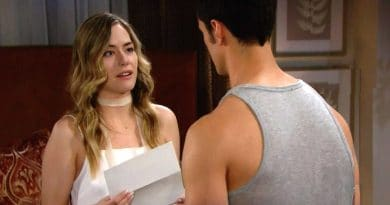 Bold and the Beautiful Spoilers: Hope Logan (Annika Noelle) - Thomas Forrester (Mathew Atkinson)
