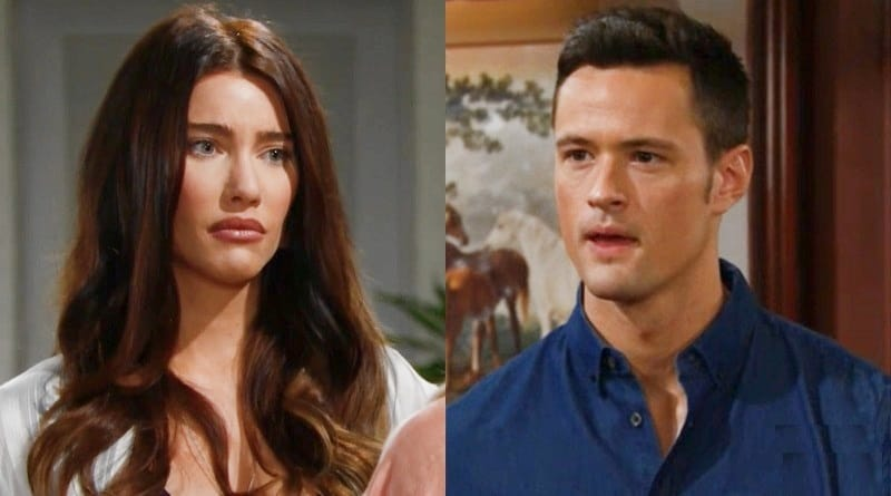 Bold And The Beautiful Spoilers Hope Vs Steffy Rips