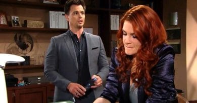Bold and the Beautiful Spoilers: Wyatt Spencer - Sally Spectra