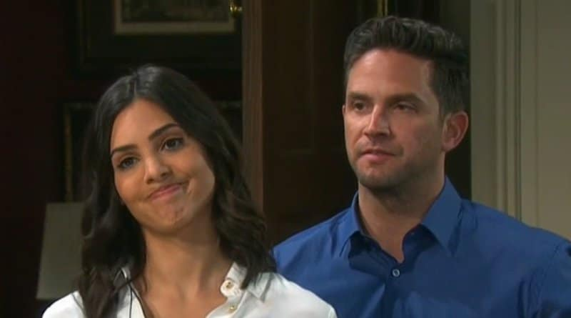Days of Our Lives: Gabi Hernandez (Camila Banus) - Stefan DiMera (Brandon Barash)