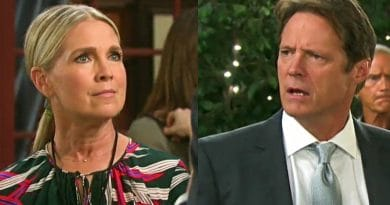 Days of Our Lives: Jennifer Horton (Melissa Reeves) - Jack Deveraux (Matthew Ashford)