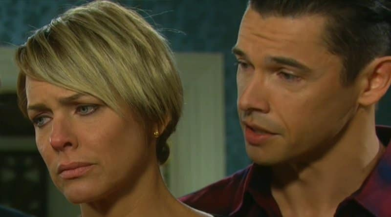 Days of Our Lives: Nicole Walker (Arianne Zucker) - Xander Cook (Paul Telfer)
