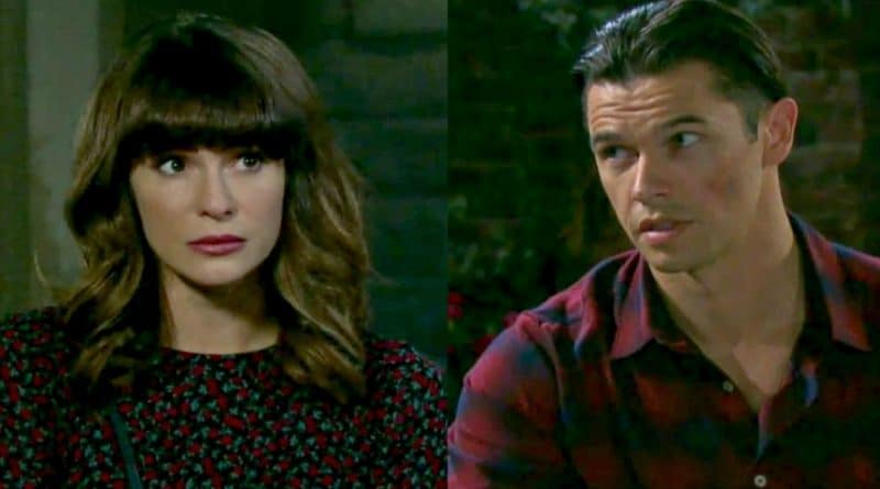 Days of Our Lives: Sarah Horton (Linsey Godfrey) - Xander Cook (Paul Tefler)