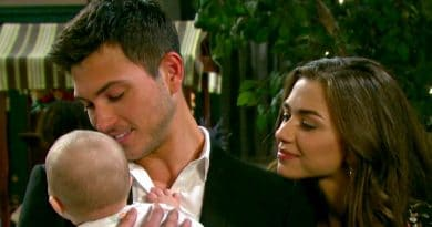 Days of Our Lives: Ben Weston (Robert Scott Wilson) - Ciara Brady (Victoria Konefal)