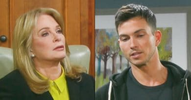 Days of Our Lives Spoilers: Marlena Evans (Deidre Hall) - Ben Weston (Robert Scott Wilson)