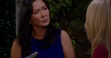 Days of Our Lives Spoilers: Melinda Trask - (Laura Kai Chen)
