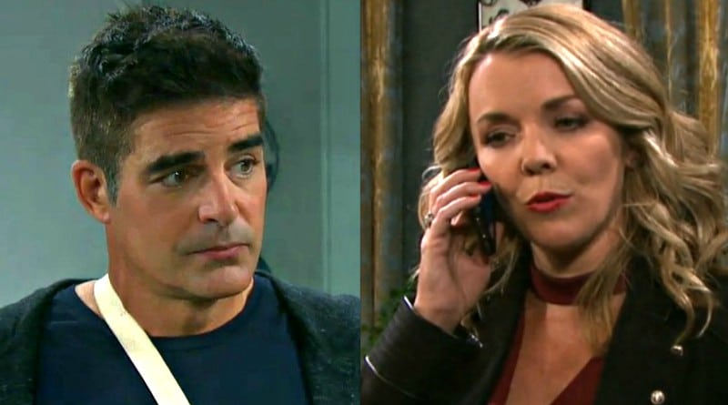 Days Of Our Lives Spoilers Carrie Brady Returns With A Secret Is Noah Reed Rafe S Son Soap Dirt