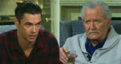 Days of Our Lives Spoilers: Xander Cook (Paul Telfer) - Victor Kiriakis (John Aniston)