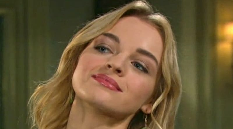 Days of Our Lives Spoilers: Claire Brady (Olivia Rose Keegan)