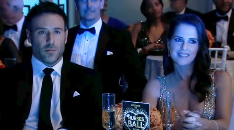 General Hospital: Shiloh Archer (Coby Ryan McLaughlin) - Sam Mccall (Kelly Monaco)