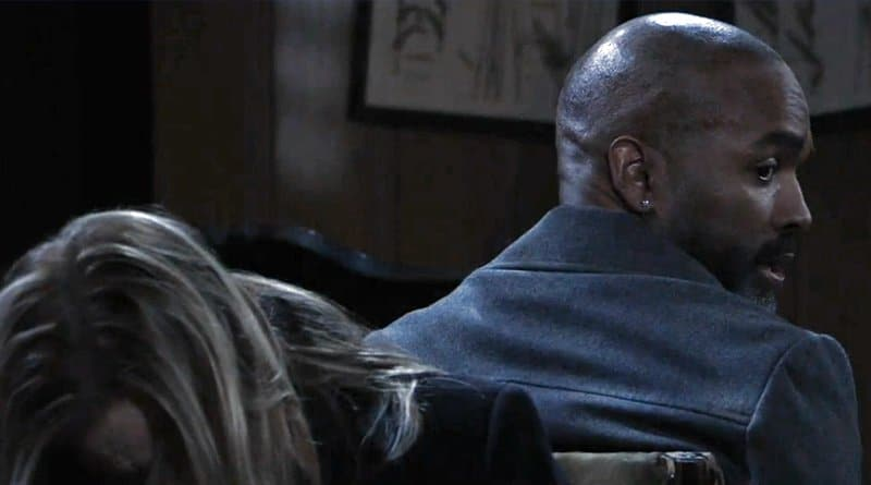 General Hospital Spoilers: Laura Spencer (Genie Francis) - Curtis Ashford (Donnell Turner)