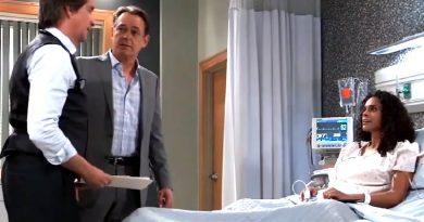 General Hospital Spoilers: Hamilton Finn (Michael Easton) - Kevin Collins (Jon Lindstrom) - Jordan Ashford (Briana Henry)
