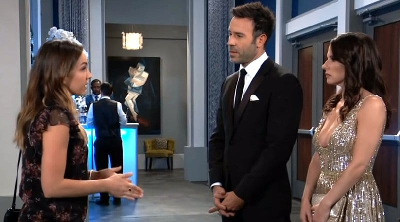 General Hospital Spoilers: Kristina Corinthos (Lexi Ainsworth) - Shiloh Archer (Coby Ryan McLaughlin) - Sam McCall (Kelly Monaco)