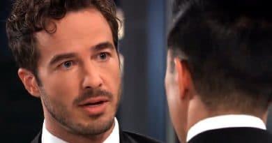 General Hospital Spoilers: Lucas Jones (Ryan Carnes) - Brad Cooper (Parry Shen)