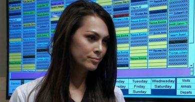 General Hospital: Terry Randolph (Cassandra James)