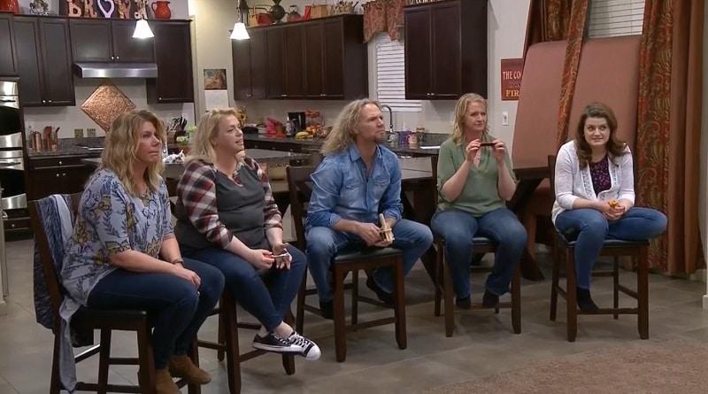 Sister Wives: Meri Brown - Janelle Brown - Kody Brown - Christine Brown - Robyn Brown