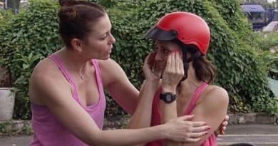The Amazing Race Spoilers: Eliza Orlins - Corinne Kaplan