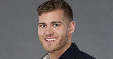 The Bachelorette Spoilers: Luke Parker