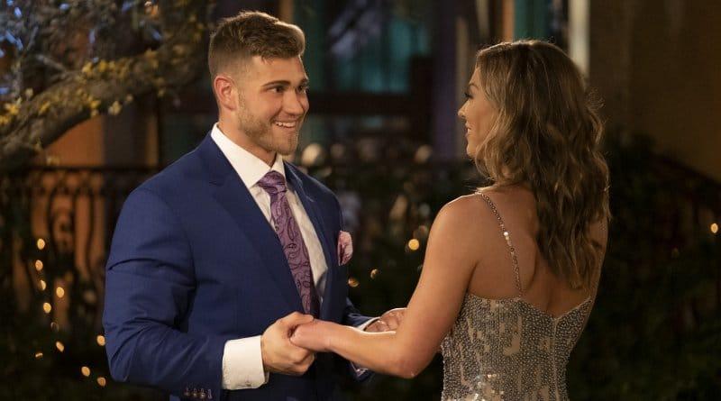 The Bachelorette Spoilers: Luke Parker - Hannah Brown