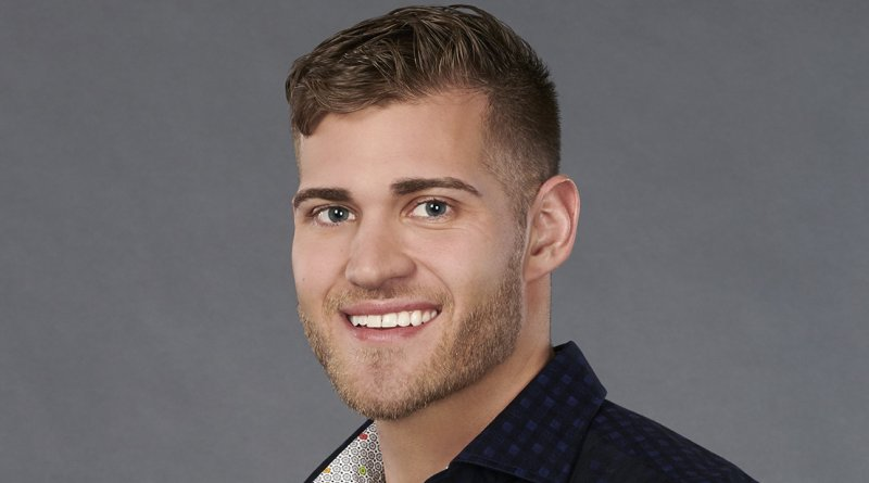 The Bachelorette Spoilers: Luke Parker