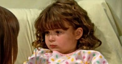Young and the Restless: Delia Abbott (Sophie Pollono)