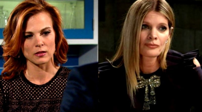 Young and the Restless: Phyllis Abbott (Gina Tognoni)-(Michelle Stafford)