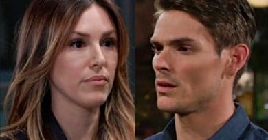 Young and the Restless Spoilers: Chloe Mitchell (Elizabeth Hendrickson) - Adam Newman (Mark Grossman)