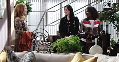 Young and the Restless Spoilers: Mariah Copeland (Camryn Grimes) - Tessa Porter (Cait Fairbanks) - Ana Hamilton (Lorna Lott)