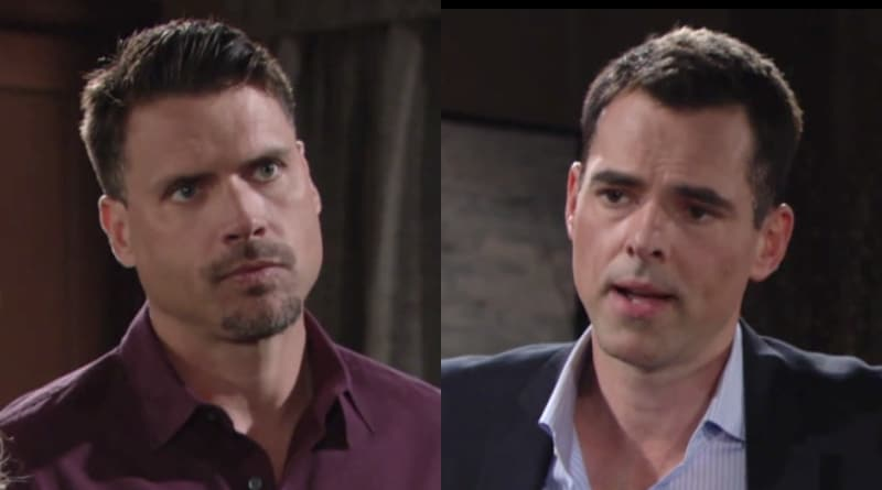 Young and the Restless Spoilers: Nick Newman (Joshua Morrow) - Billy Abbott (Jason Thompson)